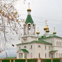 Рождественский храм в селе Кошки, Кошки