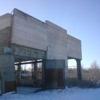 Заброшенные здания, Красноармейское