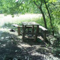 Столик в лесу, Красноармейское