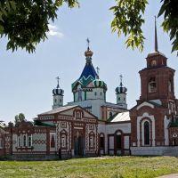 Храм в с. Красноармейское, Красноармейское
