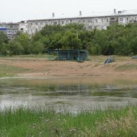 Нефтегорский басейн, Нефтегорск