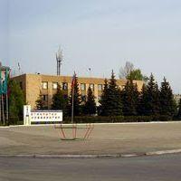 Самарская область. Нефтегорск. площадь Ленина, Нефтегорск
