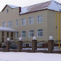 Офисное здание, Нефтегорск