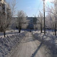 улица Ленина, Нефтегорск