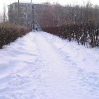 Территория НСШ №3, Нефтегорск