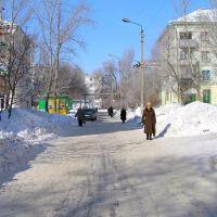 улица Зелёная, Нефтегорск