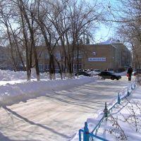улица Буровиков, Нефтегорск