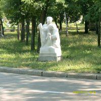 Скульптура, Новокуйбышевск