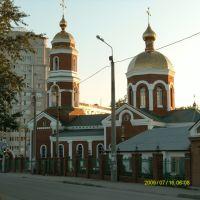 Свято-Серафимовский храм, Новокуйбышевск