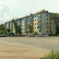 дом на ул.Гагарина, Новокуйбышевск