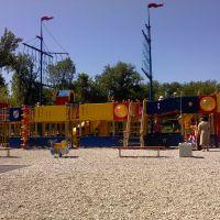 Игровая площадка, Новокуйбышевск