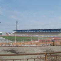 """Стадион """"Нефтяник"""", Новокуйбышевск"""