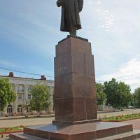 Ленин в Новокуйбышевске, Новокуйбышевск