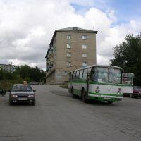 Автобусное кольцо (103), Октябрьск