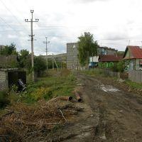 Парковый переулок (2005 год), Октябрьск