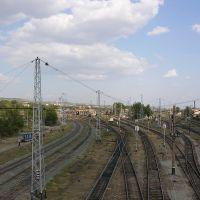 Rail Knot, Октябрьск