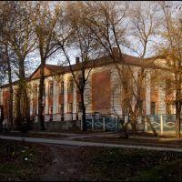 School no. 8, Октябрьск