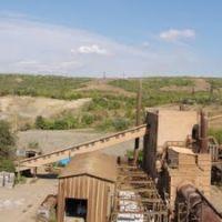 Территория керамзитового завода, Октябрьск