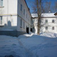 зима 2011, Октябрьск