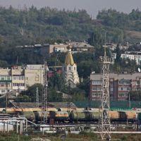 Октябрьск-храм Вознесения Господня, Октябрьск