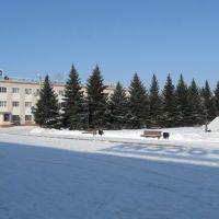 Центральная площадь, Отрадный