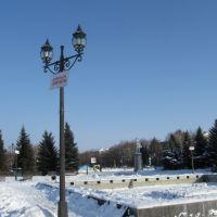 Зимний фонтан (купаться запрещено), Отрадный