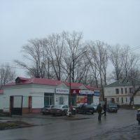 Бывший магазин Спорттовары, Отрадный