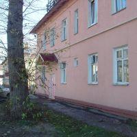 Отремонтированный дом на улице Советской 50, Отрадный