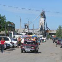 Рынок в Пестравке, Пестравка