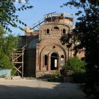 Строительство церкви, Пестравка
