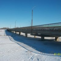 мост в Пестравке, Пестравка