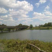 мост через Большой Иргиз, Пестравка