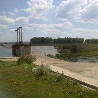 плотина Большого Иргиза, Пестравка