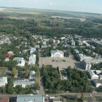 Городская площадь, Похвистнево
