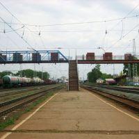 ж.д. мост, Похвистнево