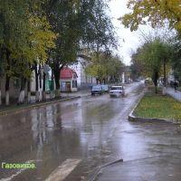 Осень на ул. Газовиков., Похвистнево