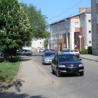Улица Лермонтова, Похвистнево