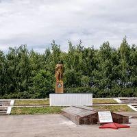 Вечная слава Героям. с.Приволжье, Приволжье