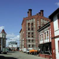 Жигулевский пивоваренный завод г.Самары (август 2001г.), Самара