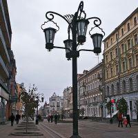 Улица Ленинградская. Самара, Самара