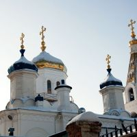 Кафедральный Покровский собор в Самаре, Самара