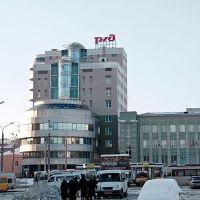 Привокзальная площадь, Самара