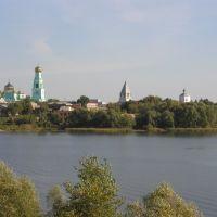 Syzrans Kremlin, Сызрань