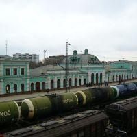 ЖД вокзал. Сызрань 1, Сызрань