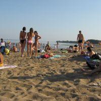 Городской пляж, Сызрань