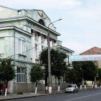 На улицах Сызрани, Сызрань