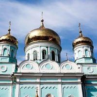 Купола собора в Сызрани, Сызрань