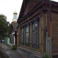 Wood and gold, Сызрань