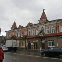 на Советской улице в Сызрани, Сызрань