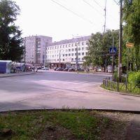Гостиница Волга, Центральный р-н, Тольятти